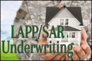 LAPP/SAR Underwriter - Step by Step Instruction